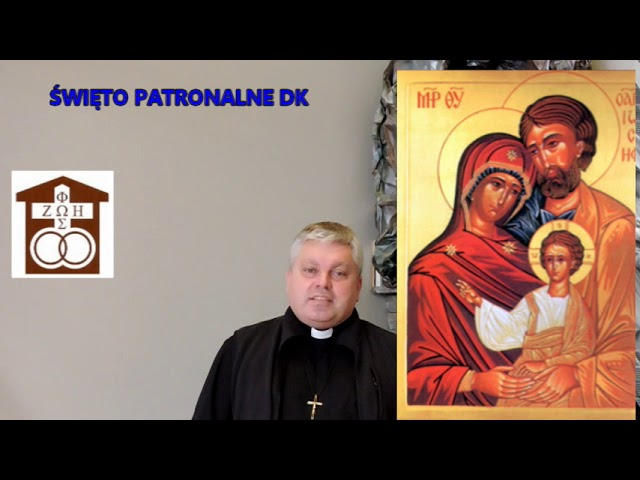Boże Narodzenie 2019 - o. Bogdan Osiecki OMI