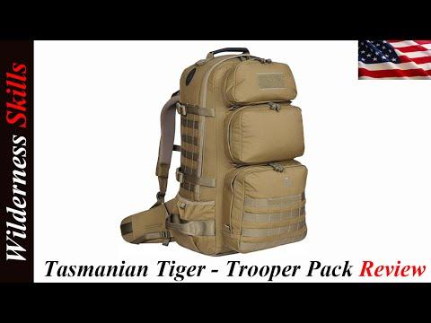 Tasmanian Tiger Trooper Zaino