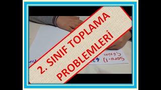 2  SINIF TOPLAMA PROBLEMLERİ VE ÇÖZÜMÜ