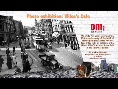 Photo Exhibition on Oslo City Museum