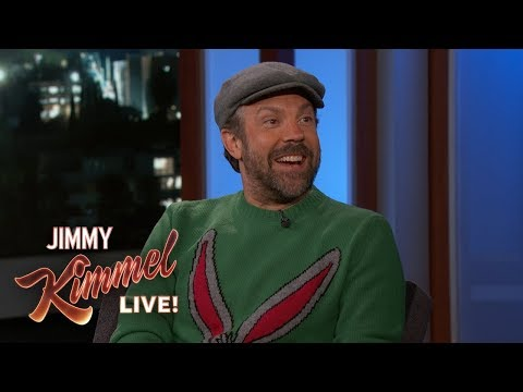 Jason Sudeikis On Being A Bad Student, His Funny Kids & Movie Booksmart