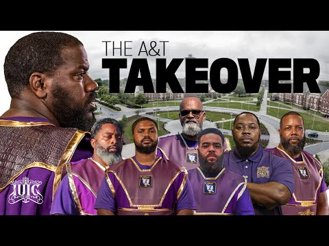 The Israelites: A\u0026T Takeover | IUIC Concord, Columbia, Raleigh, And Virginia Take A\u0026T Homecoming