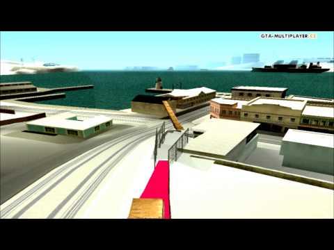 GTA-Multiplayer.cz | Downhill