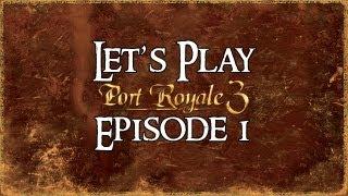 Port Royale 3: Let