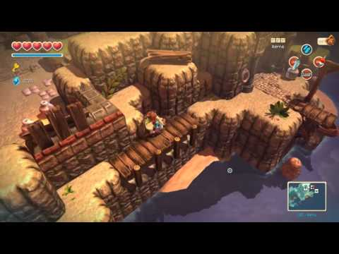 Oceanhorn: Fishing For Boots (pt. 2)