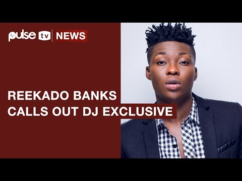 Reekado Banks calls Out DJ Xclusive For Taking Him Off A Song | Pulse TV News