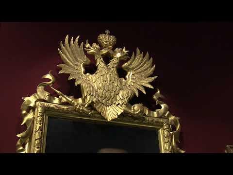 Венчание на царство. Специальная экспозиция Russian Art & Antique Fair.
