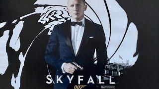 """Skyfall музыка из к/ф """"Агент 007"""" на синтезаторе"""