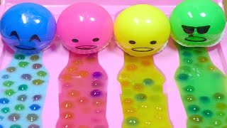 Colourful Vomit Slime Toy thumbnail