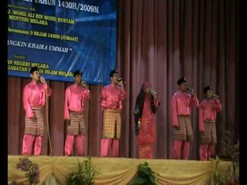 Festival Nasyid Melaka Al-imtiyaz[1/2]2009