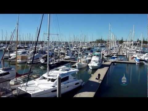 Scarborough Marina, Queensland Australia