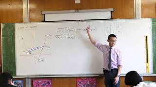 Chord of Contact (2 of 3: Deriving the formula)