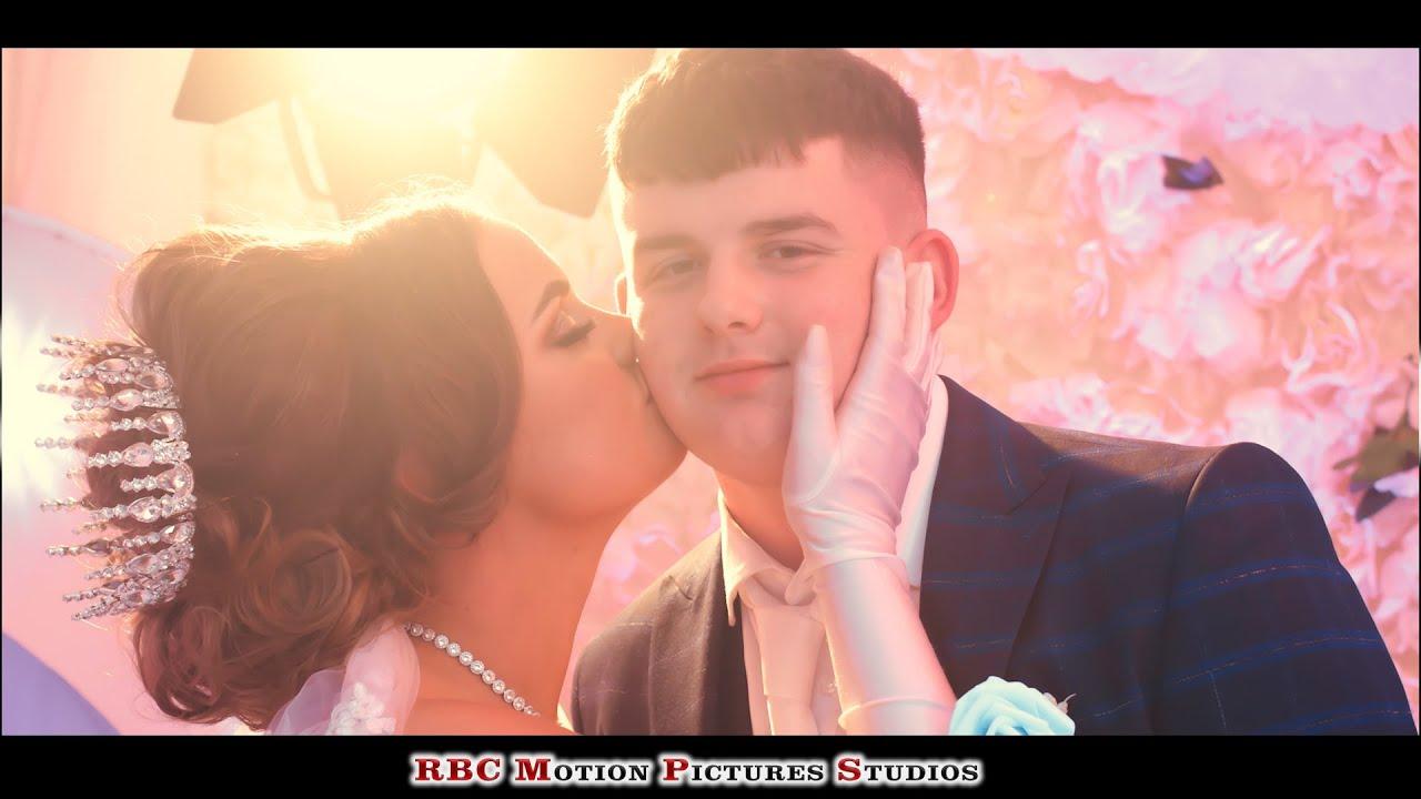 Mary and Barney wedding highlight Irish Travellers in Dublin Ireland