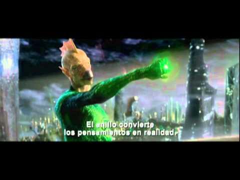 LINTERNA VERDE - Green Lantern - TRAILER ORIGINAL FULL HD