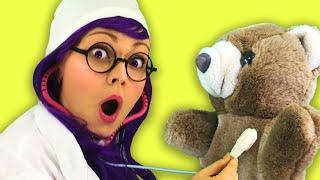 ¡El Bebé visita al Doctor! 👨⚕️| Canciones Infantiles | Lily Fresh Songs
