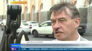Террор на воде: аквабайкеры держат в страхе петербуржцев