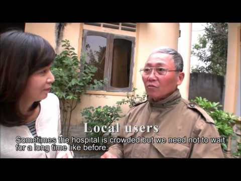 JICA Program with Japanese Small and Medium-Sized Enterprises in Vietnam [Eng 4min]