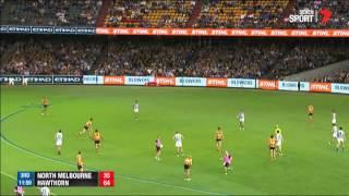 Round 5 AFL Highlights - North Melbourne v Hawthorn