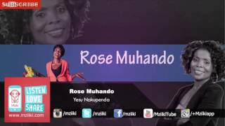 Yesu Nakupenda | Rose Muhando | Official Audio