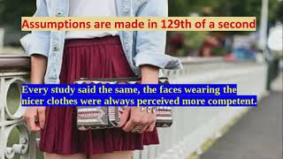The Relevance of Teaching Students About Unconscious Messaging About Their Clothing . Booker 2021