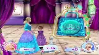 Игра Барби в Роли Принцессы Острова. Аполлонийский замок Сборы принцессы