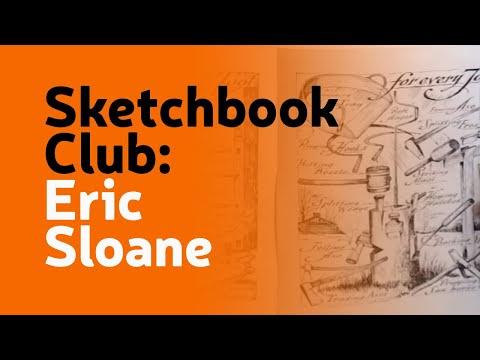 Sketchbook Club 25: Eric Sloane