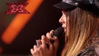 Deniz Farro – Demi Lovato – Sober – Х-фактор 10. Первый кастинг