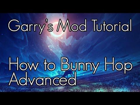 [Source: GMOD / CS:S  / CS:GO] Bunny Hop Tutorial (Advanced / intermediate)