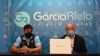 Video Sergi Quintela fala da súa renovación e do inicio de Liga Endesa do Río Breogán