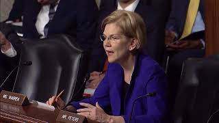 Senator Warren asks about workplace safety for Navy contractors thumbnail