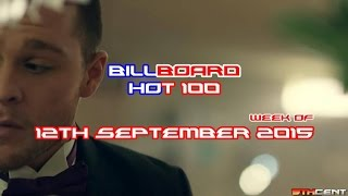Billboard Hot 100 (Week of 12th September 2015)