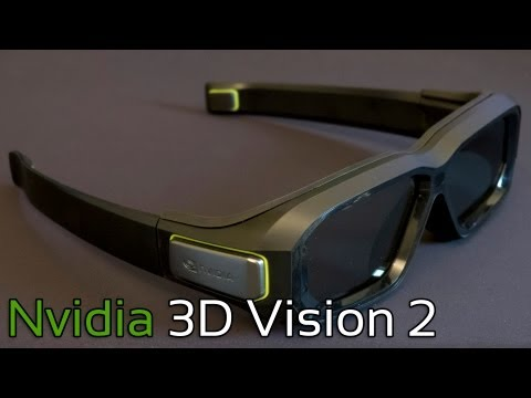 Tout savoir sur : Nvidia 3D Vision 2 !