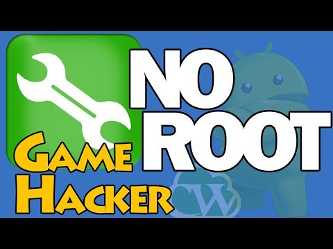 Does Game Hacker APK work with NO ROOT? - lets find out!