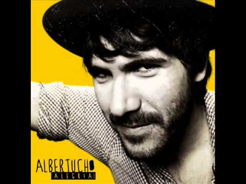 ALBERTUCHO-Alegria (Disco Completo)