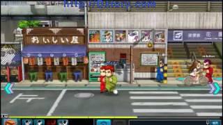 熱血高校! くにおくん オンライン (Kunio Online)