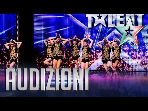 L'armata sui tacchi dei Vanity Crew | Italia's Got Talent 2015