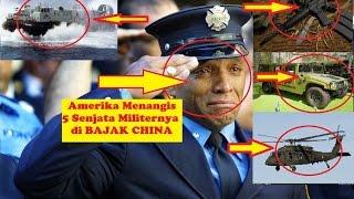 Amerika Menangis 5 Teknologi Kekuatan Militernya di Bajak China, Reaksi Militer Indonesia??