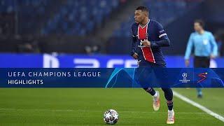UEFA Champions League | Round of 16 | Paris Saint-Germain v FC Barcelona | Highlights