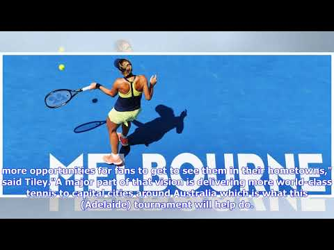 New ATP-WTA Tennis Tournament For Adelaide In 2020