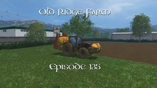 Farming Simulator 15 Old Ridge Farm Episode 135