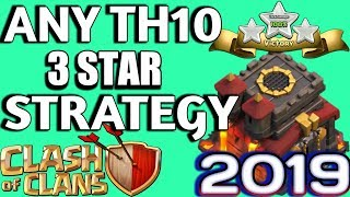 Th 10 war:Best strategy 2019|Clash of clans|Ks Gaming|