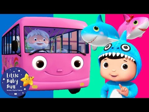 Little Baby Bum New Year Special Compilation | Wheels On The Bus | Baby Shark | +More Baby Songs