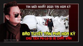 Download Tin No'ng: Bão Tuyết Tàn Phá Miền Trung Và Nam Hoa Kỳ, Bà Chủ Tịch Pê-Lô-Si Bị Chất Vấn? Căng Nha!