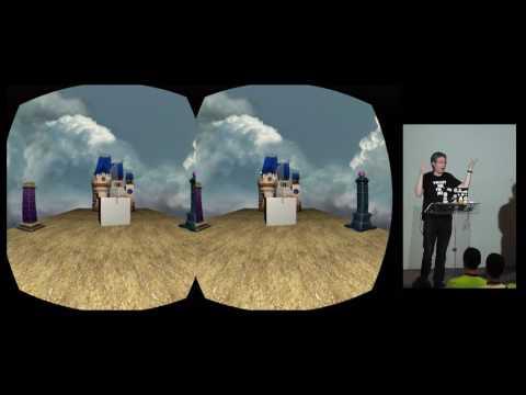 Créer une expérience WebVR sur toutes les plateformes -   David Rousset