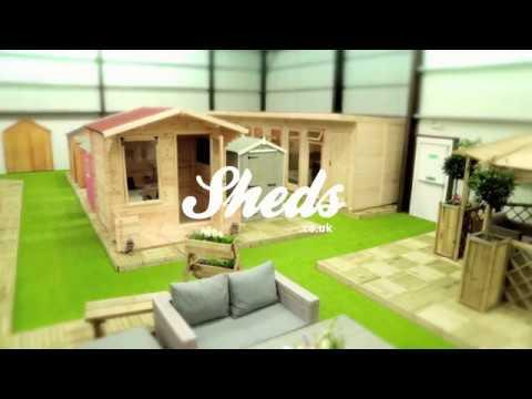 Sheds co uk, The UK's Leading Supplier Of Garden Sheds