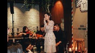 """Phạm Quỳnh Anh bật khóc khi hát hit """"Tất cả sẽ thay em"""""""