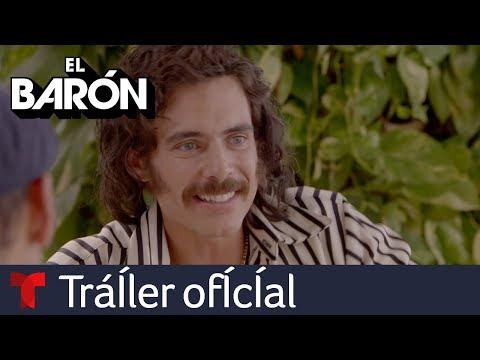 El Barón   Tráiler oficial de El Barón: La historia de un criminal visionario   Telemundo