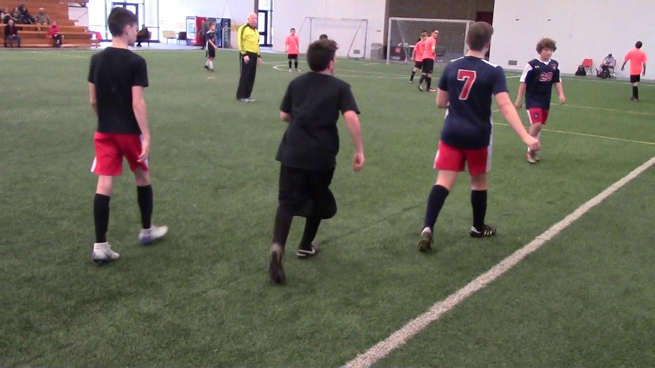 PFC Black - Beez Boys Soccer  12-9-18