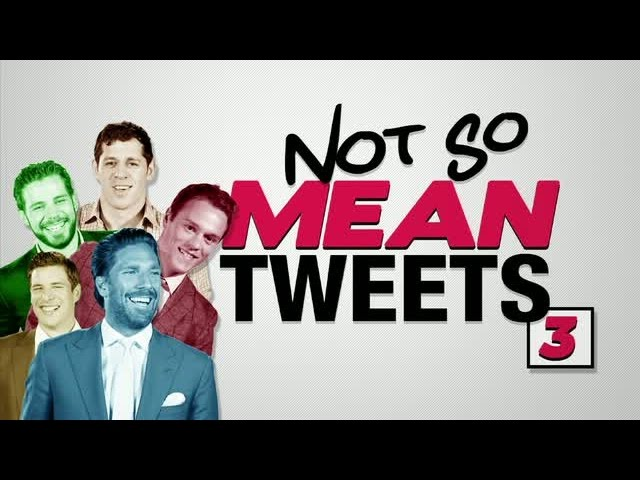 Puck Personality: Not So Mean Tweets 3