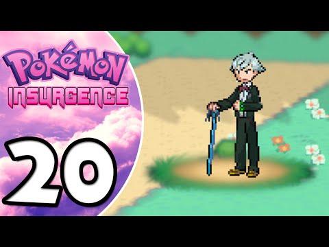 Pokémon Insurgence #20   ¡Jade Towe, Mega Evolución y Gimnasio!